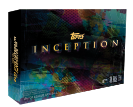 2020 Topps Inception Baseball Hobby Box
