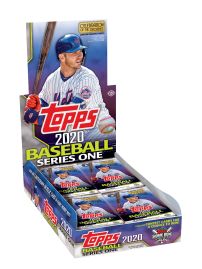 2020 Topps Series 1 Baseball Hobby Box SHIP SEALED ONLY