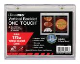 Ultra Pro Vertical Booklet Card Hold Magnetic One-Touch