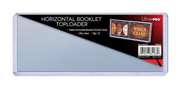 Ultra Pro Hoizontal Booklet Top Loader w/ Sleeve