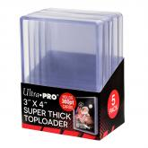 Ultra Pro 3x4 Top Loader PICK YOUR SIZE!