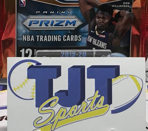 1 PACK 2019-20 PRIZM BASKETBALL HOBBY