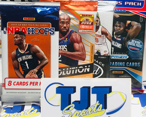 BASKETBALL PACK BUNDLE!