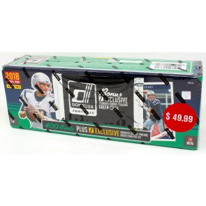 2018 Panini Donruss Football Factory Set SHIP SEALED ONLY