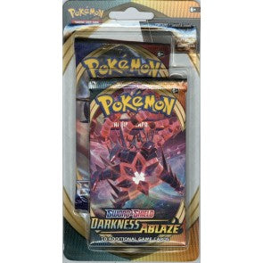 Pokemon Sword & Shield Darkness Ablaze Blister Pack