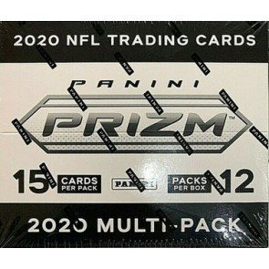 2020 Panini Prizm Football Multi Cello Pack