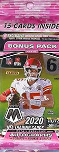 2020 Panini Mosaic Football Cello Multi Pack