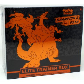 Pokemon Champion's Path Elite Trainer Box OPENED BY MAD MAX