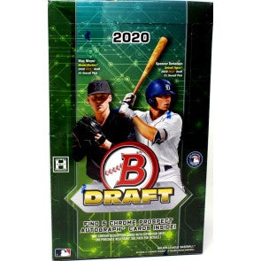 2020 Bowman Draft Baseball Super Jumbo Pack