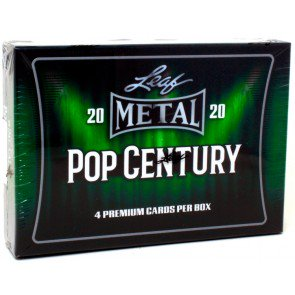 2020 Leaf Metal Pop Century Hobby Box