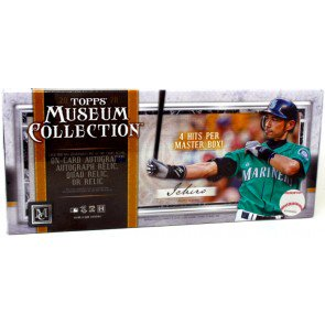 2020 Topps Museum Collection Baseball Hobby Box