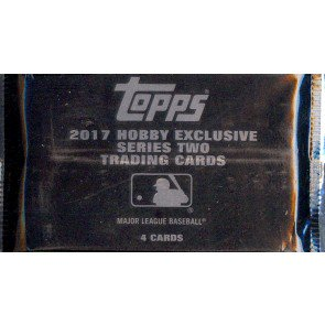 2017 Topps Series 2 Silver Pack