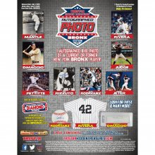 2020 Tristar Hidden Treasures Autographed 8x10 Photo Bronx Edition Hobby Box
