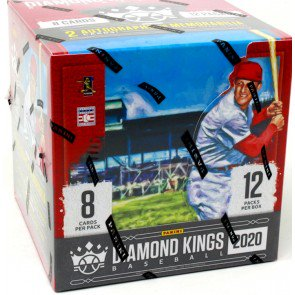 2020 Panini Donruss Diamond Kings Baseball Hobby Box
