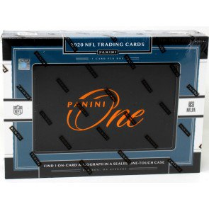2020 Panini One Football Hobby Box