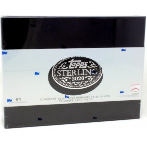 2020 Topps Sterling Baseball Hobby Box