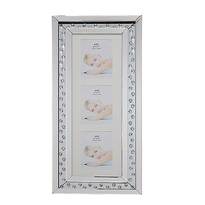 Crystal Decor Picture Frame