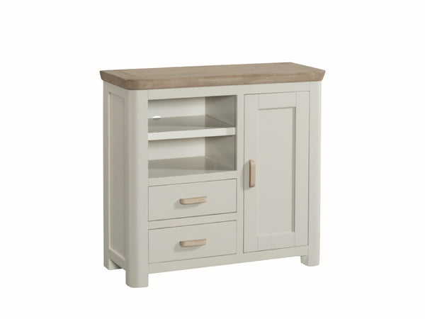 Treviso Painted Media Unit Sideboard