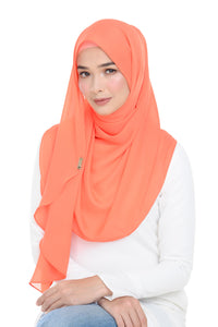 Essential Scarf Shimmering Series in Autumn Glory