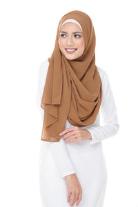Marcella Instant Scarf in Latte