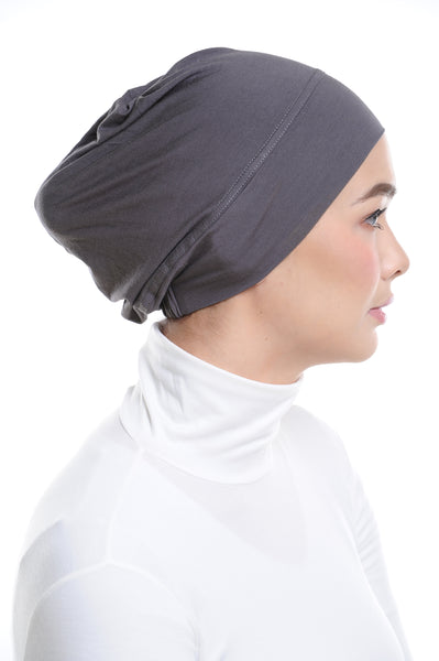 Snow Cap in Quicksilver without ear loop