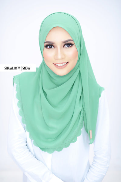JB Sofea Dark Sea Green