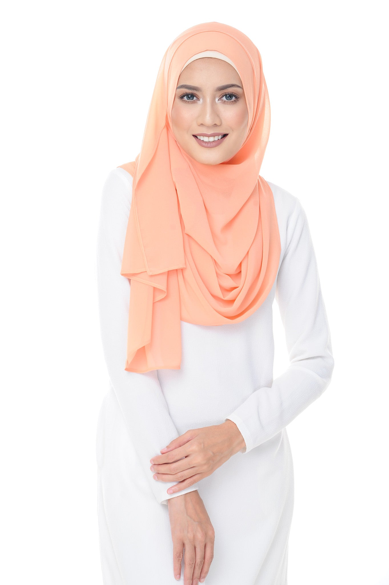 Marcella Instant Scarf in Sunkiss
