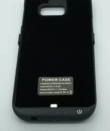 power case samsung s6 edge