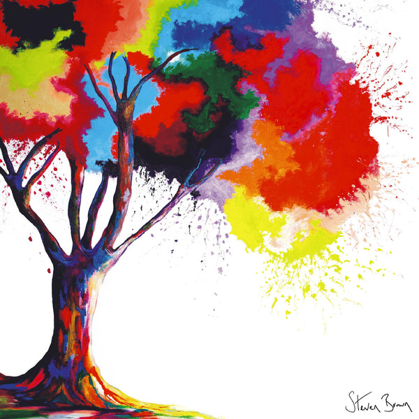 Tree Of Aura Collection Steven Brown Art Amp Lifestyle