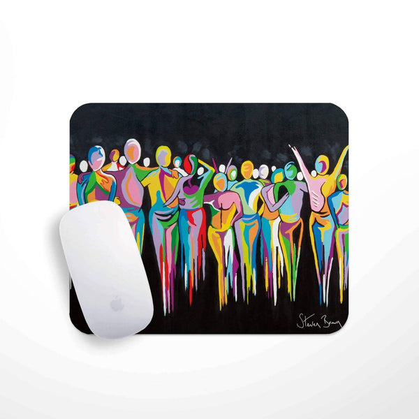 A Scottish Gathering - Mouse Mat