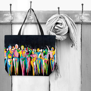 A Scottish Gathering - Tote Bag