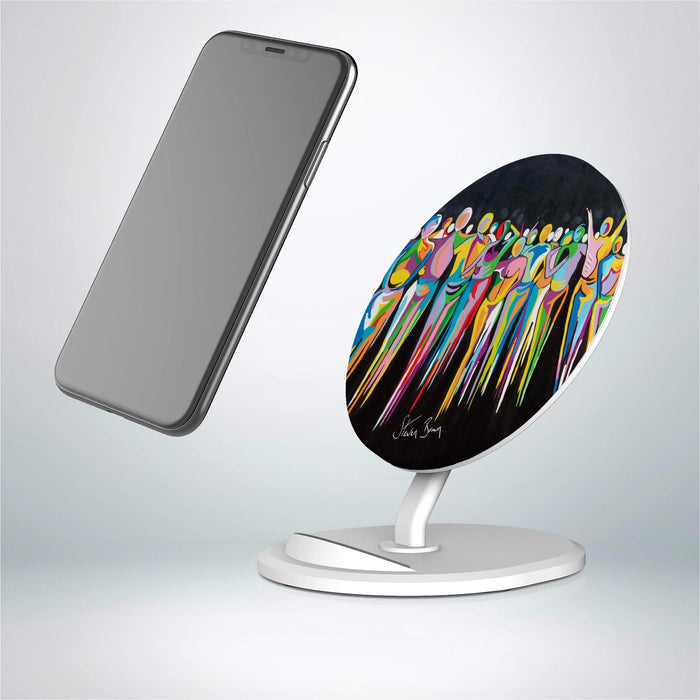 A Scottish Gathering - Wireless Charger