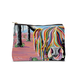 Agnes McCoo & The Weans - Cosmetic Bag