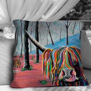 Agnes McCoo & The Weans - Cushions