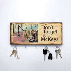 Agnes McCoo & The Weans - McKey Holder