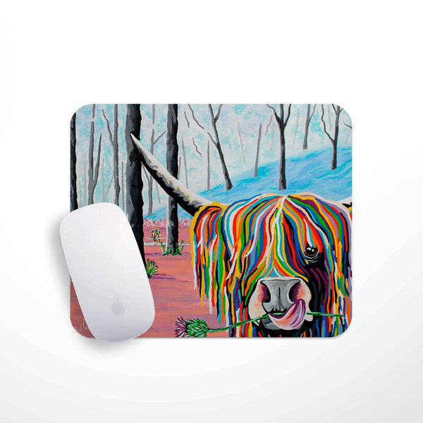 Agnes McCoo & The Weans - Mouse Mat