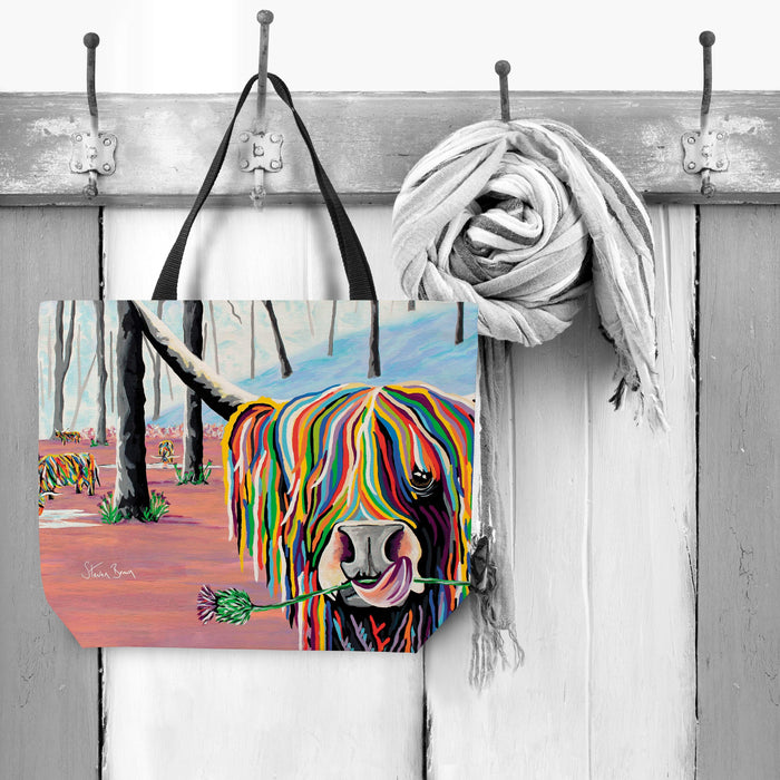 Agnes McCoo & The Weans - Tote Bag