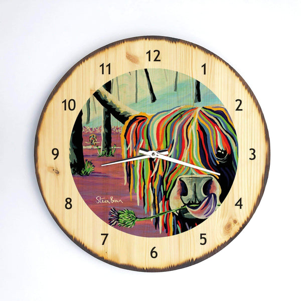 Agnes McCoo & The Weans - Wooden Clock