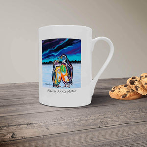 Alec & Annie McZoo - Bone China Mug
