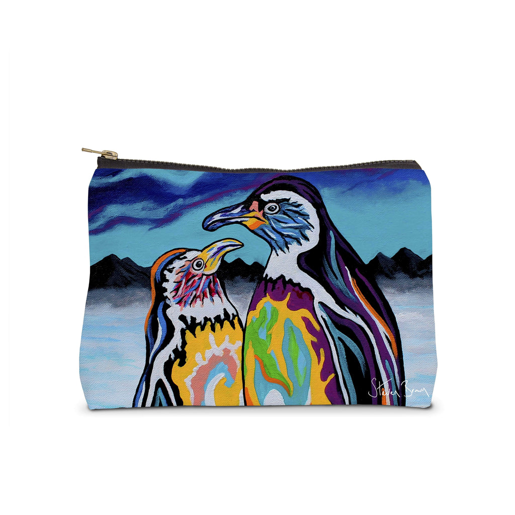 Alec & Annie McZoo - Cosmetic Bag