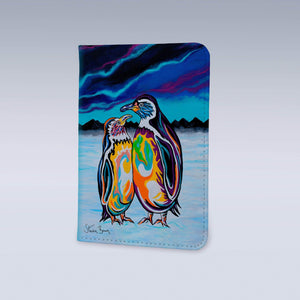 Alec & Annie McZoo - Passport Cover