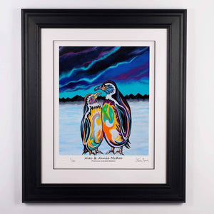 Alec & Annie McZoo - Platinum Limited Edition Prints