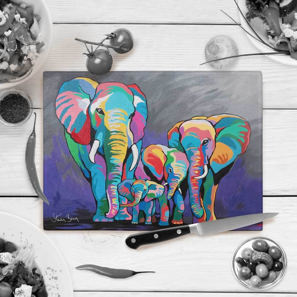 Allan Jackie McZoo - Colourful Kitchen Bundle Save 20%