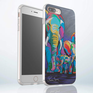 Allan & Jackie McZoo - Flexi Phone Case