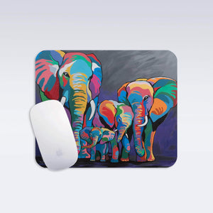 Allan & Jackie McZoo - Mouse Mat