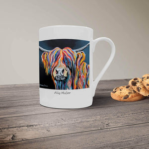 Ally McCoo - Bone China Mug