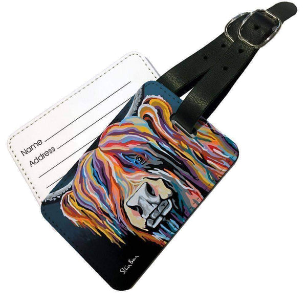 Ally McCoo - Luggage Tag