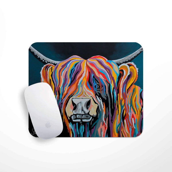 Ally McCoo - Mouse Mat