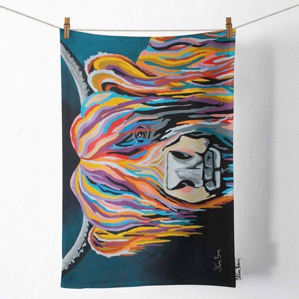 Ally McCoo - Tea Towel