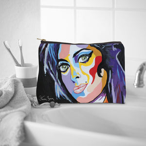 Amy Winehouse - Cosmetic Bag